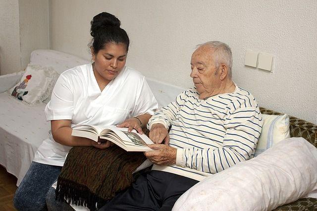 Curso de cuidados a personas en situación de dependencia en el domicilio