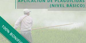 Aplicación de plaguicidas Nivel Básico Online