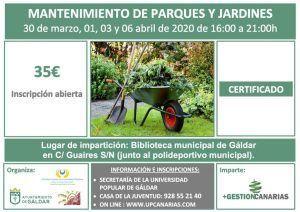 Parques y Jardines Gáldar