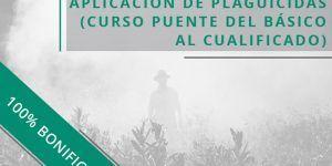 Curso Online de aplicación de plaguicidas puente básico al cualificado