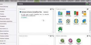 Curso Online de Contaplus Flex