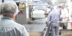 Operaciones de limpieza en catering
