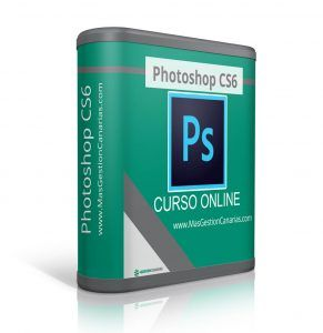 Curso Online de Photoshop CS6 impartido por MasGestiónCanarias