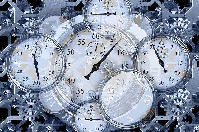 uso eficaz del tiempo