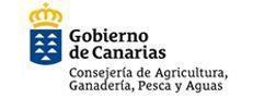 Logotipo Consejería de Agricultura del Gobierno de Canarias
